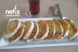 Patatesli Rulo Börek (Buzluk Böreği) Tarifi
