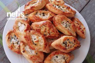 Peynirli Sandal Poğaça Tarifi