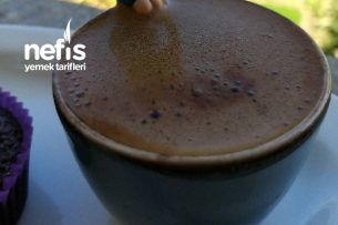 Bol Köpüklü Kahvem Tarifi