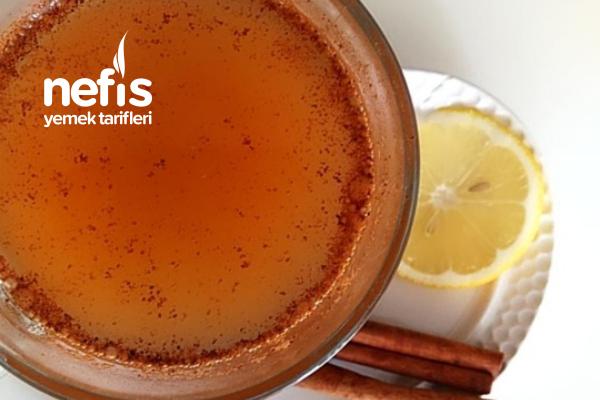 Kış Geliyormuş Önlemini Al Çayı Tarifi