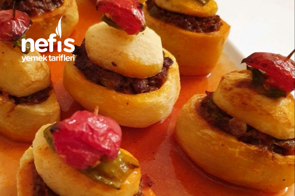 Patates Sandal Tarifi