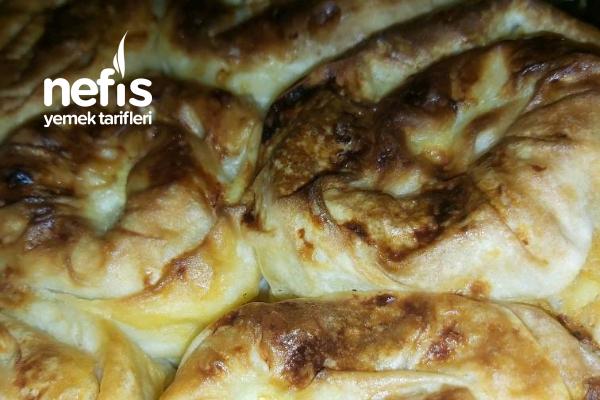 Patatesli Böreğim Tarifi