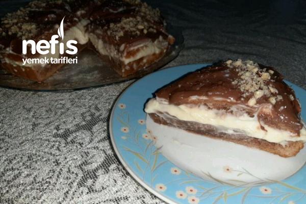 Püf Noktalariyla Enfes Borcam Pastası ( Çok Lezzetli )