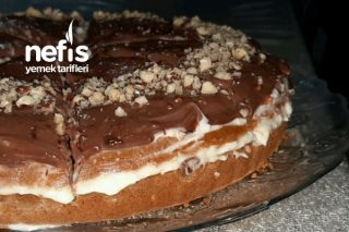 Püf Noktalarıyla Enfes Borcam Pastası ( Çok Lezzetli ) Tarifi