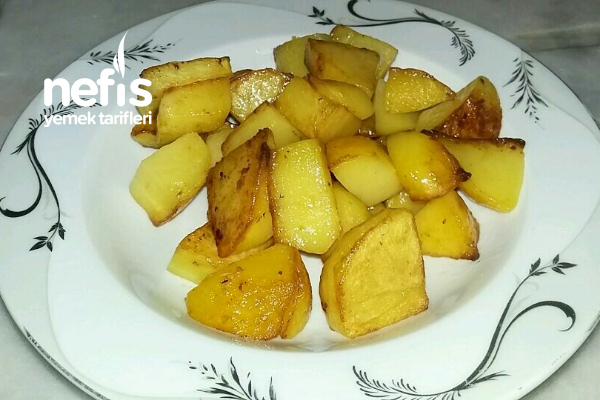 Tereyağlı Patates (Lezzet Garanti) Tarifi