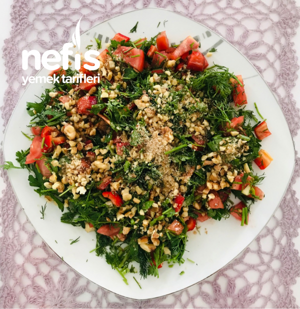 Dereotlu Salata