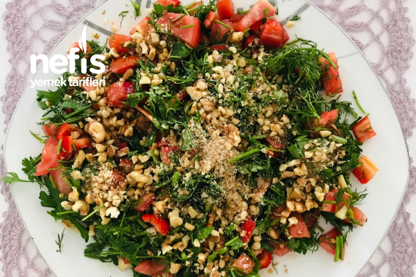Dereotlu Salata Tarifi