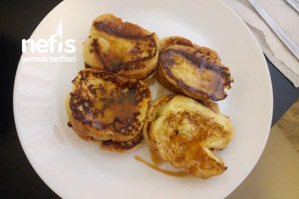 Orjinal Fransız Tostu (French Toast) Tarifi