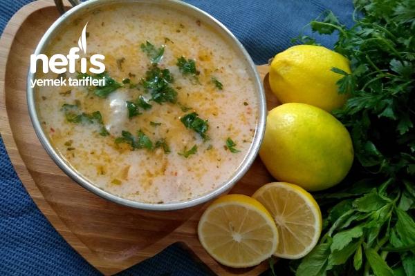 Şifa-i Harika Tavuk Suyu Çorbası