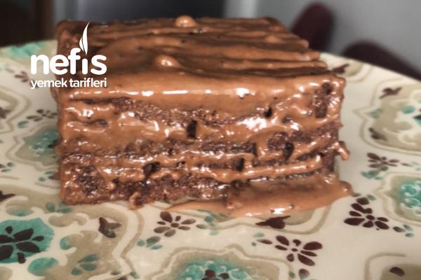 Sütlü Çikolatalı Islak Kek Tarifi