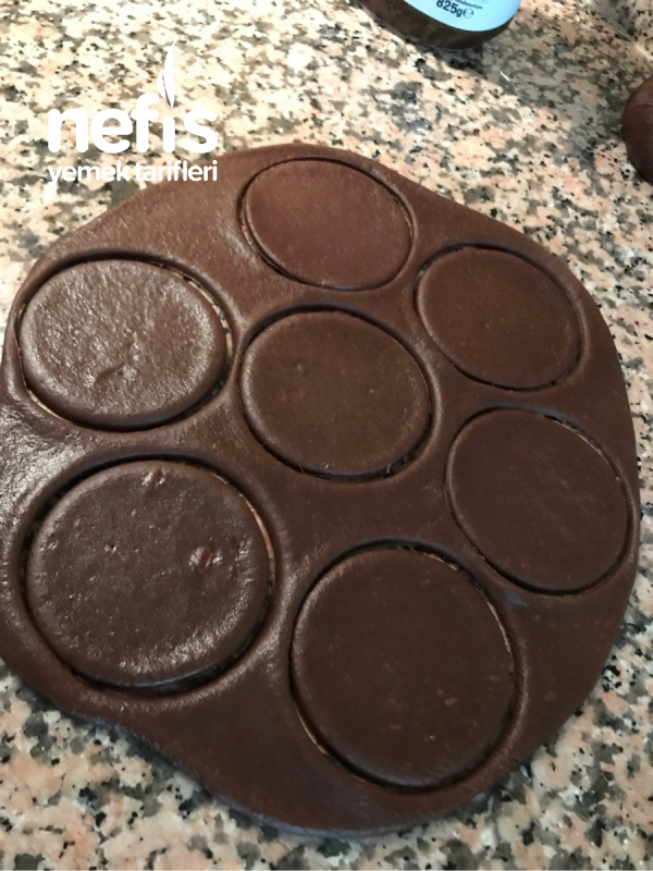 Çikolata Dolgulu Üçgenler