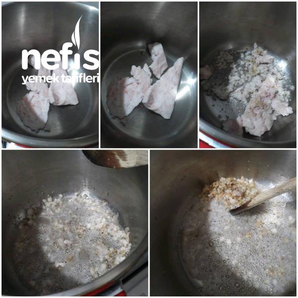 Lokum Gibi Et Kavurma Nasıl Pişirilir