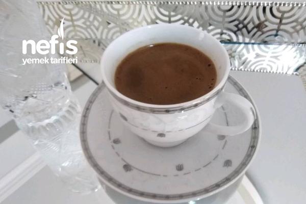 Naneli Türk Kahvesi Tarifi