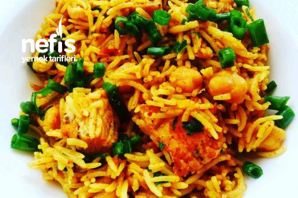 Hindi Biryani (Hint Mutfağı) Tarifi