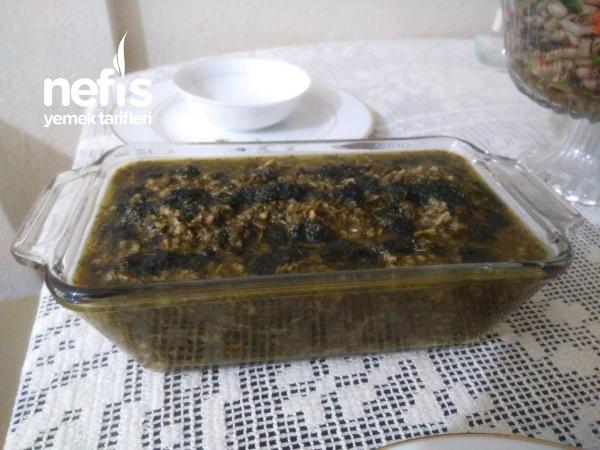 Sivas'a Özgü Madımak Yemeği
