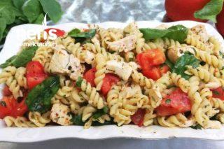 Enfes Makarna Salatası Tarifi