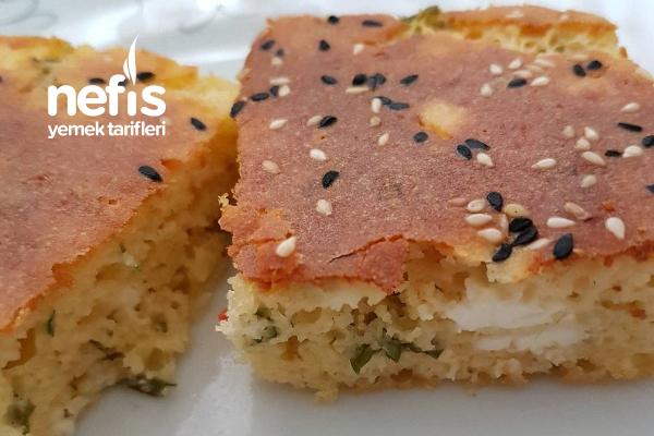 Glutensiz Peynirli Kek Tarifi