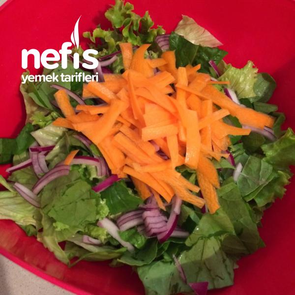 Nefis Balık Salatası
