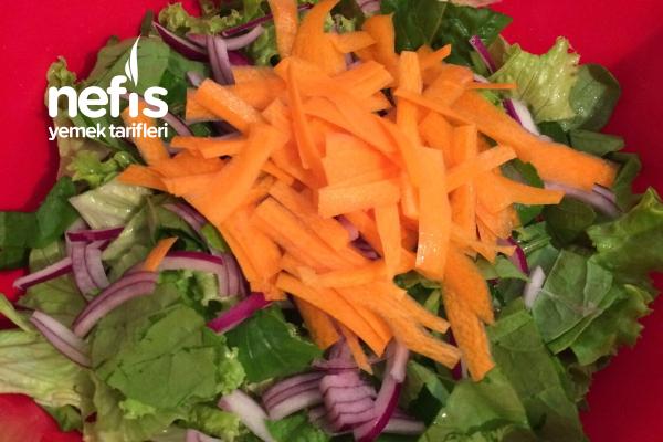 Nefis Balık Salatası Tarifi