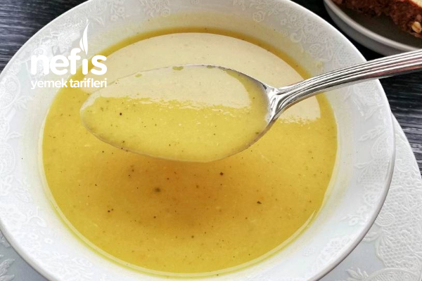 Vitamin Deposu Çorba (Kereviz Patates Havuç Ve Mercimek) Tarifi