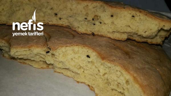 Yoğurtlu Sodali Boşnak Ekmeği (Pogaça)