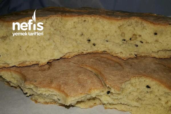 Yoğurtlu Sodalı Boşnak Ekmeği (Pogaça) Tarifi
