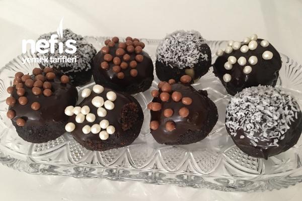 Çikolata Topları (Artan Keki Değerlendirmece) Tarifi