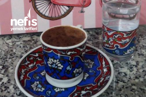 Dibek Kahvesi Tarifi
