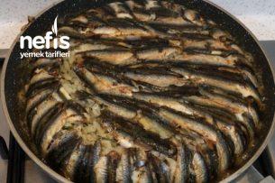 Hamsi Pilavı (Böreği) Tarifi