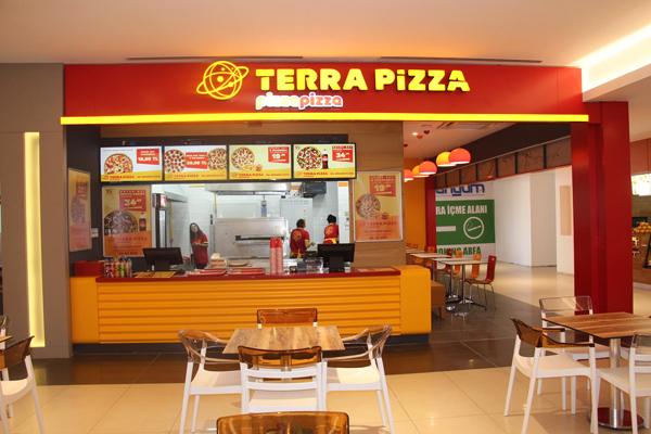 terra pizza menü fiyatları