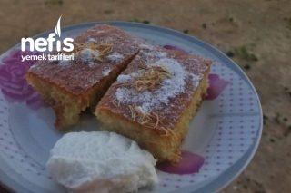 Bol Şerbetli Nefis Revani Tarifi