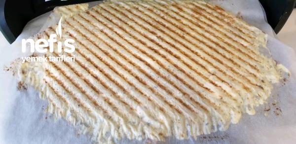 Borek Tadinda Patates Tostu
