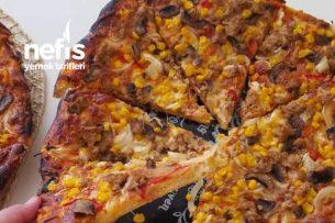 Harika Bir Pizza Tarifi