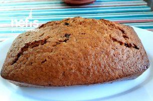 Havuçlu,Tarçınlı Ve Damla Çikolatalı Kek Tarifi