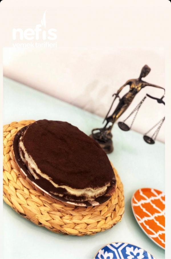 Hazır Kek İle Tiremusu