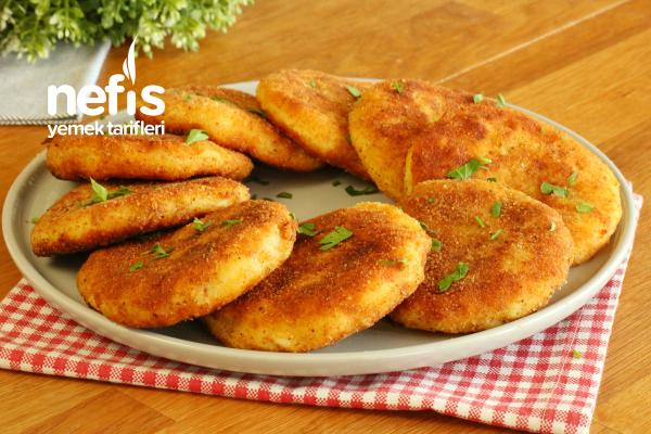 Patates Köftesi ( Kıymalı)