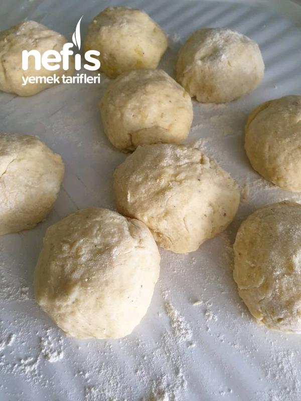 Patatesli Gozleme pratik