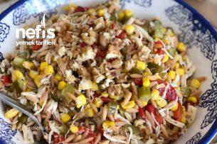 Şehriyeli Tavuk Salatası Tarifi