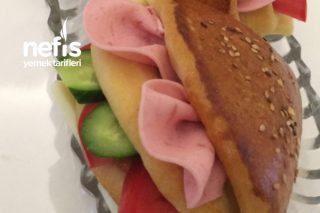 Cepli Sandviç Poğaça Tarifi