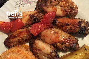 Fırında Tavuk Kanat Tarifi