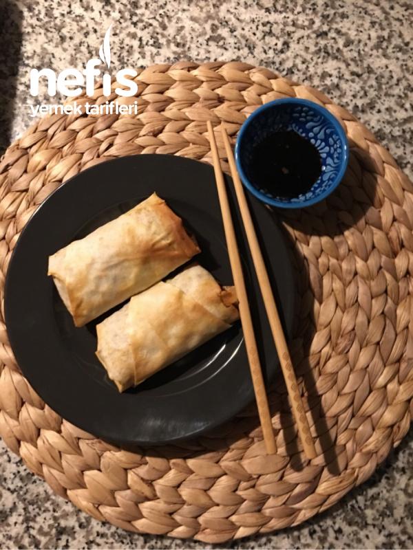 Lumpia (Çin Böreği)