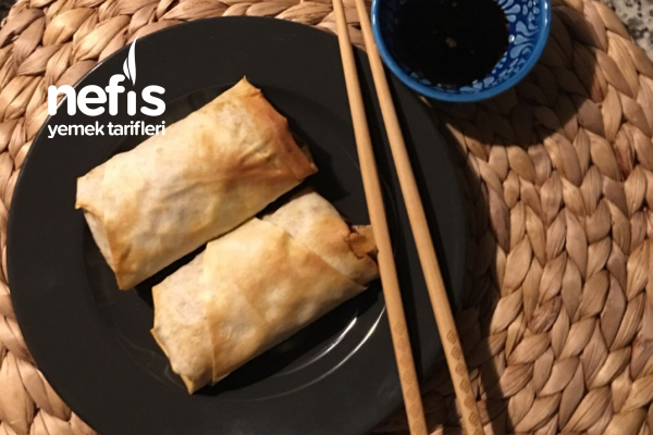 Lumpia (Çin Böreği) Tarifi
