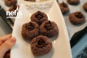 Nutella Kurabiye (Kesinlikle Deneyin) Tarifi