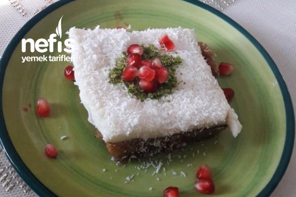 Yemelere Doyamayacağınız Kıbrıs Tatlısı Tarifi