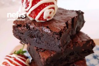 Çikolatalı Brownie Tarifi