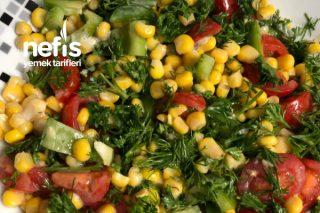 Hafif Diyet Salatası Tarifi