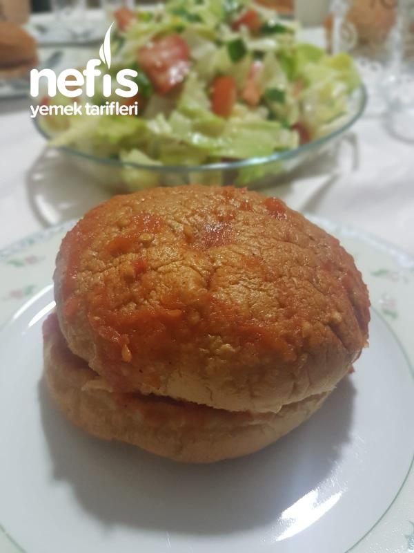 Islak Hamburger(taksimin Meşhur Hamburgeri)