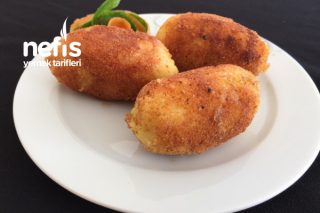 Kaşarlı Patates Topları (Nefis) Tarifi