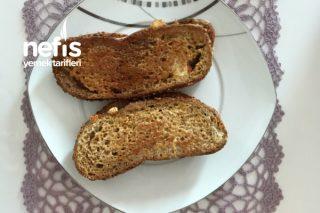 Yumurtalı Kaşarlı Fransız Tost (Yumurtalı Ekmekten) Tarifi