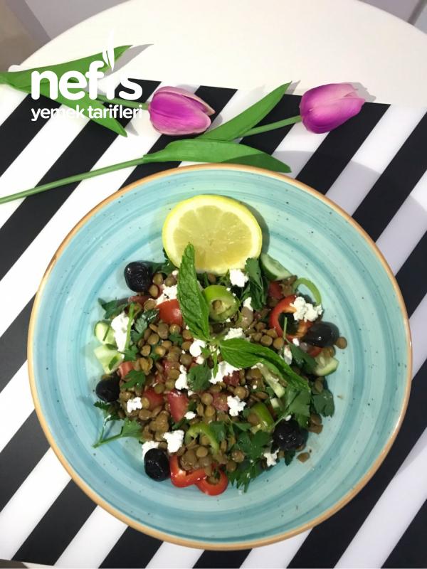 Lorlu Proteinli Salata